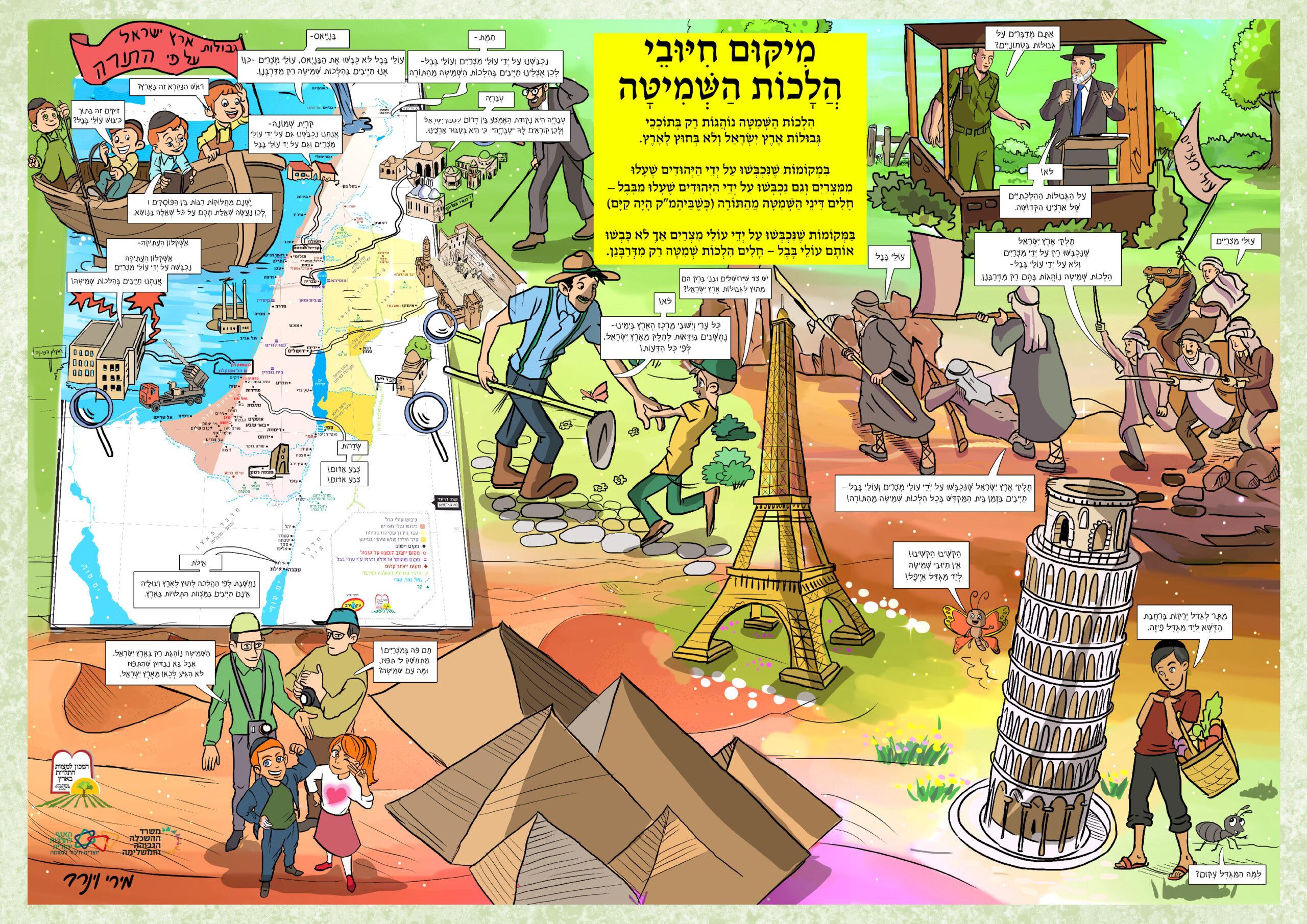 עולי מצרים/ עולי בבל