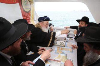 ביעור מעשרות הפלגה בים הגדול