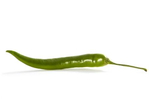 פלפל ירוק חריף