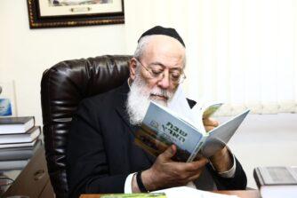 """סיור אצל גדולי ישראל לקראת שנת השמיטה הבעל""""ט"""